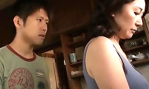 Asian MILF Lip-service Resist Her Stepson