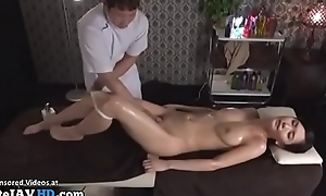 Japanese massage sexual congress give magnificent babe