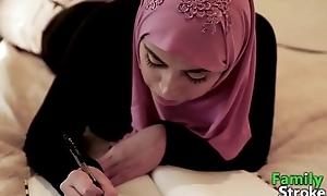 FamilyStroke.net - Arab Daughter Got Bro'_s Cock