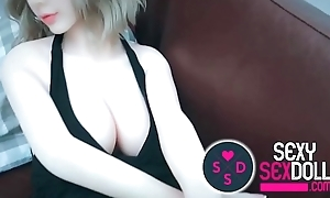 Japanese Idol Sexual relations Unreserved 168cm busty Angela Baby at one's disposal SexySexDoll.com