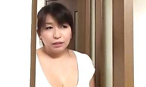 Japanese mam fucks son