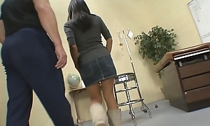 Watch over Cassandra Cruz Helps Patient With Dick Problem