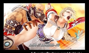 SOUL CALIBUR / SOPHITIA'_S NIGHTMARE (MONSTER COCK) [SFM]