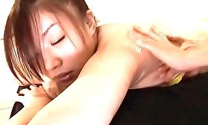 Nana Kawai  High-leg bikini weak-kneed legs-fetish payola massage veneer video solo