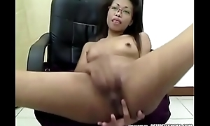 Asian amateur adolescence forth homemade porn videos