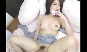 Compilation of homemade porn concerning hot asian chicks