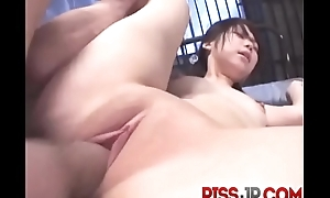 Minami Asaka endures two dongs with regard to crack her fanny - More at Pissjp.com