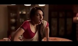 Hot Bollywood movie scene