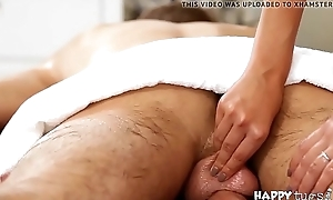 SexyMassageOil - Unsympathetic Fucking Thai Redhead in Rub down Watering-place