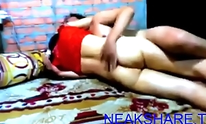 khmer wife facking with darling at rental-house