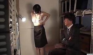 JAV CMNF ENF Maki Hoshikawa Place Striptease Subtitled