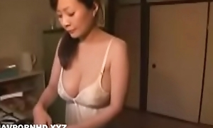 Japanese family day-dream