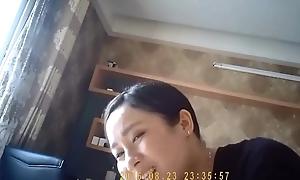 Drained KOREAN MILF