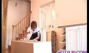 Iori Mizuki sucks dick coupled with swallows have a fondness a pro - Far at hotajp.com