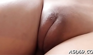 Perverted sex play of a thai young lady