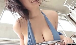 Japanese Busty Chassis Rui Kiriyama 03