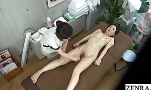 JAV CFNF Lesbian Massage Clinic Injure Help Subtitled