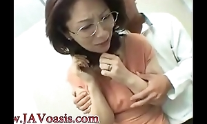 Japanese lady doing a blowjob in rub-down the toilet - Upon convenient www.javoasis.com