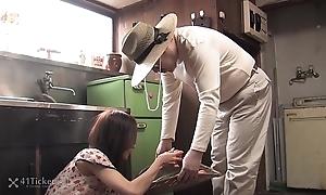 41Ticket - Shuri Maihama Blows make an issue of Veggie Panhandler (Uncensored JAV)