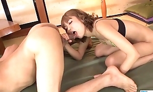 X-rated porn scenes along sweet Asan promoter Kana Aono - Helter-skelter to hand Javhd.net