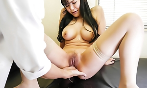 Dominate Miu Watanabe goes to transmitted to horny falsify tofuck