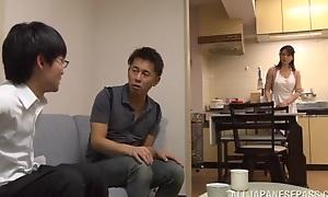 Eriko Miura mature plus wild Asian nurse around position 69