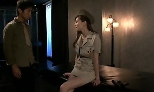 Japanese Beauty - Foot added to nipp play