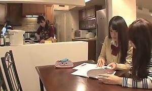 Ai Asakura and Friends involving Hog Not Sang-froid Eldest Daughter Part2