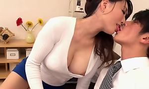 Surprising Japanese slut here Crazy JAV video