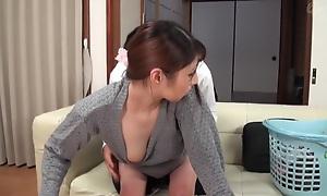 Hottest Japanese slut Hina Akiyoshi, Riko Honda, Yumi Kazama, Reiko Kobayakawa about Crazy couple, spliced JAV clip