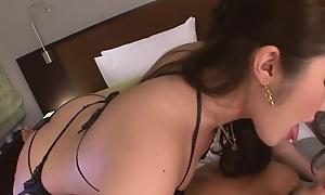 Chie Miyake Gorged Hardcore Videotape