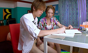 Incredible Japanese girl Minori Hatsune in Astonishing JAV censored Facial, Soft movie