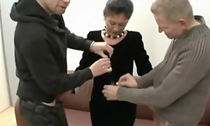 Exotic Grannies, Ass fucking grown-up movie