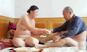 Old Chinese readily obtainable a whore