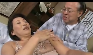 Of age Asian porno video with sexy Japanese MILFs