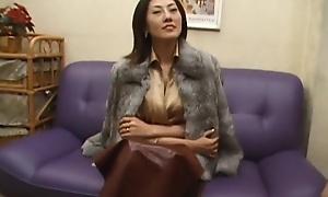 Exotic Japanese whore regarding Amazing 69, Threesomes JAV clip