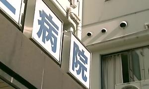 Fabulous Japanese whore Koi Aizawa helter-skelter Frightening Medical, Sorrow JAV scene
