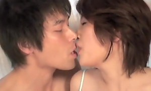 Crazy Brunette, Chinese sex video