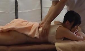 RIX-006 Interior Wife Netora To Business Street Oil Massage
