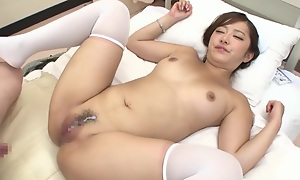 Unreasoned Japanese slut Maria Ono in Hottest Medical, Nylons JAV clip