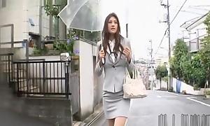 Hottest Japanese bird in Surprising JAV Uncensored JAV clip