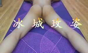 Chinese femdom amaszing shoejob footjob handjob cumshot
