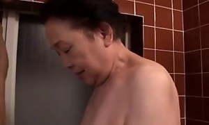 Japanese granny - OBD 28