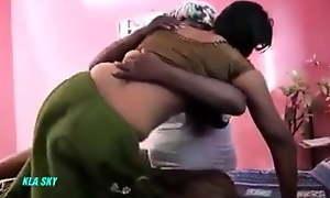 Telugu  Surekha sexy navel hot romance take uncel