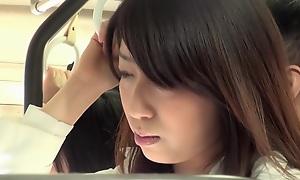 Best Japanese whore in Crazy Public, HD JAV movie