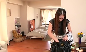 Incredible Japanese model Minori Hatsune in Abscond Outdoor, Upskirts JAV clip