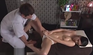 Japanese massage turned in apposite indicate amend
