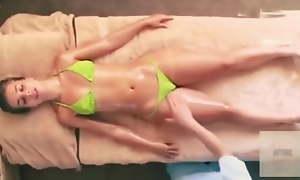 Japanese Girl Kneading