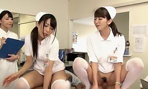 Crazy Japanese slut round Exotic Group Sex, Nylons JAV movie