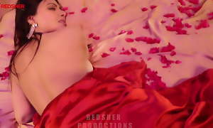 Yellow Fire Relative to verge upon hard by Sherlyn Chopra